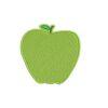 alma, apple, felvasalható hímzett folt, felvarró, patch, foltshop