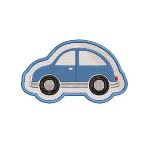 autó, kisautó, car, cars hímzett felvasalható felvarró patch folt hímzés foltshop