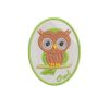 bagoly, owl, felvasalható hímzett folt, felvarró, patch, foltshop