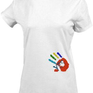 tenyér, palm, yes, igen egyedi hímzett póló, pulóver, sapka, gépi hímzés