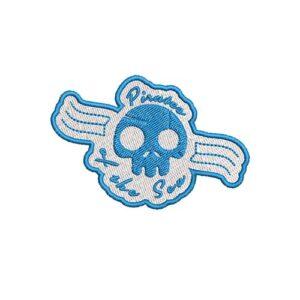 pirates, kalóz, kalózos, tengerész, vitorlás, sailor, felvasalható hímzett folt, felvarró, patch, foltshop