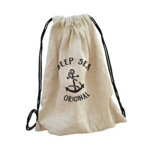 sailor, tengerész pirate kalózos táska bag backpack, hátizsák hímzett gépi hímzés