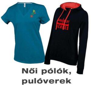 női póló, pulóver, pólók, pulóverek