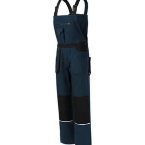 rimeck munkaruha kantáros nadrág, munkás kertésznadrág, hímzés